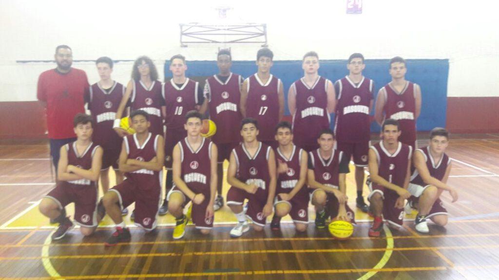 basquete sub 17