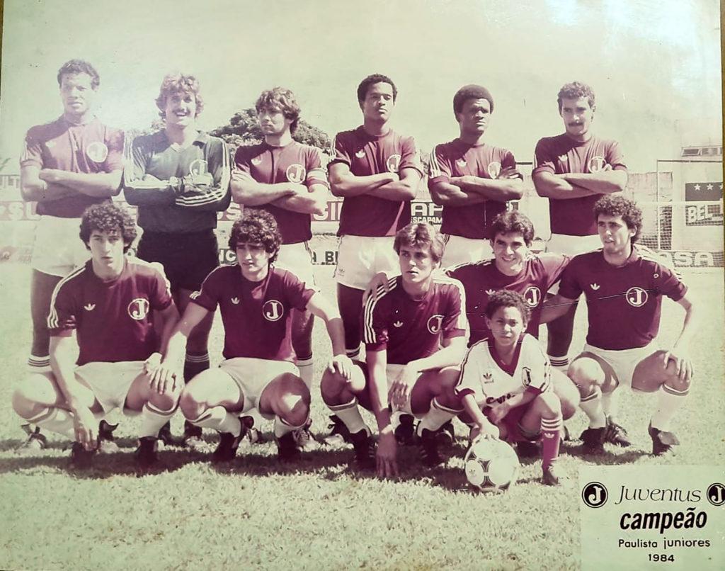 campeão paulista juniores 1984 b