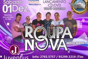 Show Roupa Nova