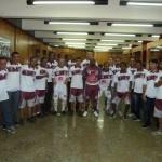 Juventus estreia no Futebol 7 Society com vitória