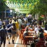 Sorteio Festa Julina 2015
