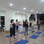Mat Pilates e Treinamento Funcional são destaques no Juventus