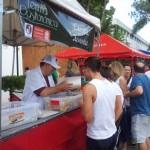 Edição Especial de Feira Gastronômica atrai seis mil pessoas ao Juventus