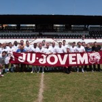 Juventus Master vence Ju-Jovem em jogo comemorativo