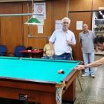 Campeonato Interno de Sinuca – Segunda Rodada