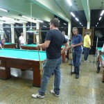 Campeonato Interno de Sinuca – Quinta Rodada