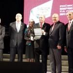 Rodolfo Cetertick recebe homenagem da ACSP