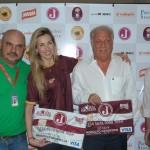 Juventus apresenta parceria com a Ambev em coletiva de imprensa
