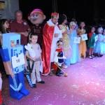 Concurso de Fantasia Infantil é destaque na última Matinê