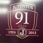 Juventus comemora 91 Anos de História e Tradição