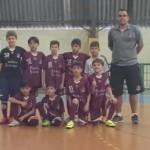 sub 09 escola de futsal