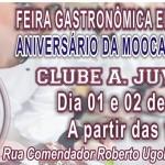 Feira Gastronômica Especial de Aniversário da Mooca acontece no Juventus