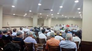 Reunião Ordinária- 12/05/2016 @ Salão Grená | São Paulo | São Paulo | Brasil