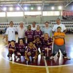 Juventus sedia o 1° Torneio de Futsal Down