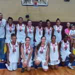 basquete categoria sub 13 Paulista