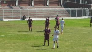 Paulista Sub 20 - GE Osasco x Juventus @ no Estádio Ítalo Mário Limongi, em Indaiatuba