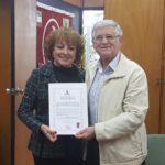 Presidente recebe o Voto de Jubilo da Câmara de Municipal de São Paulo