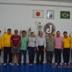 Juventus recebe atletas que disputarão o Pan Americano Nikkei