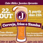 Festa Cerveja, Frios e Samba 2016