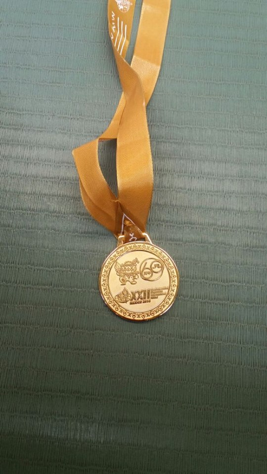 Romulo Tavares Noma – Panamericano Medalha