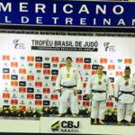 Victoria Archina obtém o 1° lugar do Troféu Brasil Interclubes de Judô