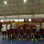 Sub 12 garante vaga na Semifinal do Estadual de Futsal