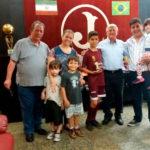 Raphael de Moraes Gimenes é Destaque no Futsal