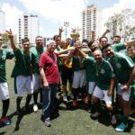 Final do Futebol Interno Entre Associados 2016