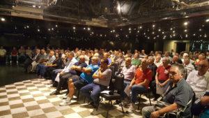 Reunião Ordinária - 28 de abril de 2017 @ Boate Piramyd's | São Paulo | Brasil