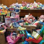Doação de Brinquedos e Alimentos