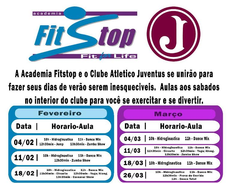 academia fit stop