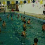 Clube promove Hidroginástica de Carnaval