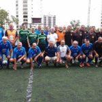 Abertura 56º Campeonato Interno de Futebol