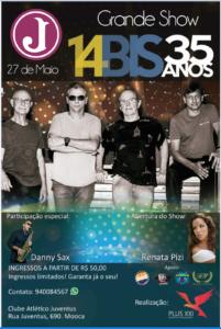 Grande Show 14 Bis 35 Anos @ Salão Nobre | São Paulo | Brasil