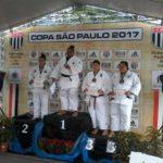 Victoria Archina conquista o 3º lugar na Copa São Paulo
