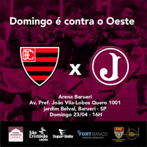 Paulista A2 - Oeste x Juventus @ Arena Barueri