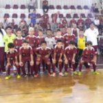 Moleque vence a equipe ADC Bast/Suvinil no Estadual de Futsal