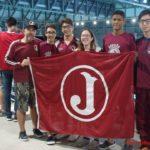Atletas grenás disputam o Paulista Juvenil de Natação