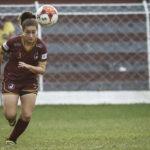 Equipe feminina perde em casa para a Portuguesa