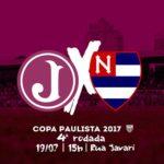 Ingressos Juventus x Nacional – 4ª rodada da Copa Paulista