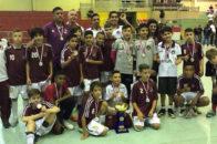 Futsal Sub 12 - Metropolitano