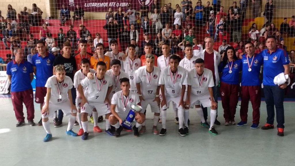 Sub 18 - Futsal Federado Final (editado)