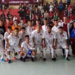 Equipes de Futsal Sub 16 e Sub 18 se despedem do Estadual