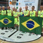 Atletas Juventinos se destacam no Mundial de Basquetebol Master
