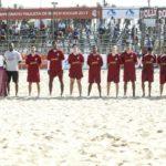 Juventus perde na estreia do Paulista de Beach Soccer