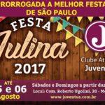 festa julina 2o17