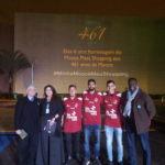 Juventus é homenageado pelo Mooca Plaza Shopping no Aniversário do Bairro
