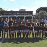 Sub 11 e Sub 13 empatam com as equipes do Amparo