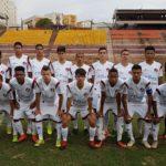 Sub 17 perde em São José do Rio Preto