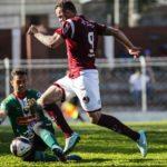 Juventus goleia a Portuguesa Santista na Rua Javari